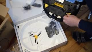 JISIWEI I3 Smart Robotic Vacuum Cleaner