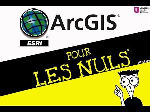 TP Arcgis - Nofal - Carte piézomètrique