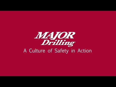 Major Drilling - A Culture of Safety in Action (ENGLISH)