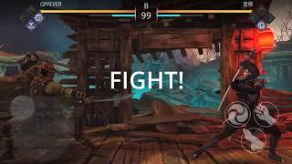 『暗影格鬥3 Shadow Fight 3』 (6) 決戰宜保(Boss)(不可能難度)kibo on impossible Level
