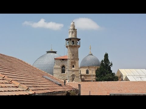 Jerusalem (Israel trip video 2 of 4)