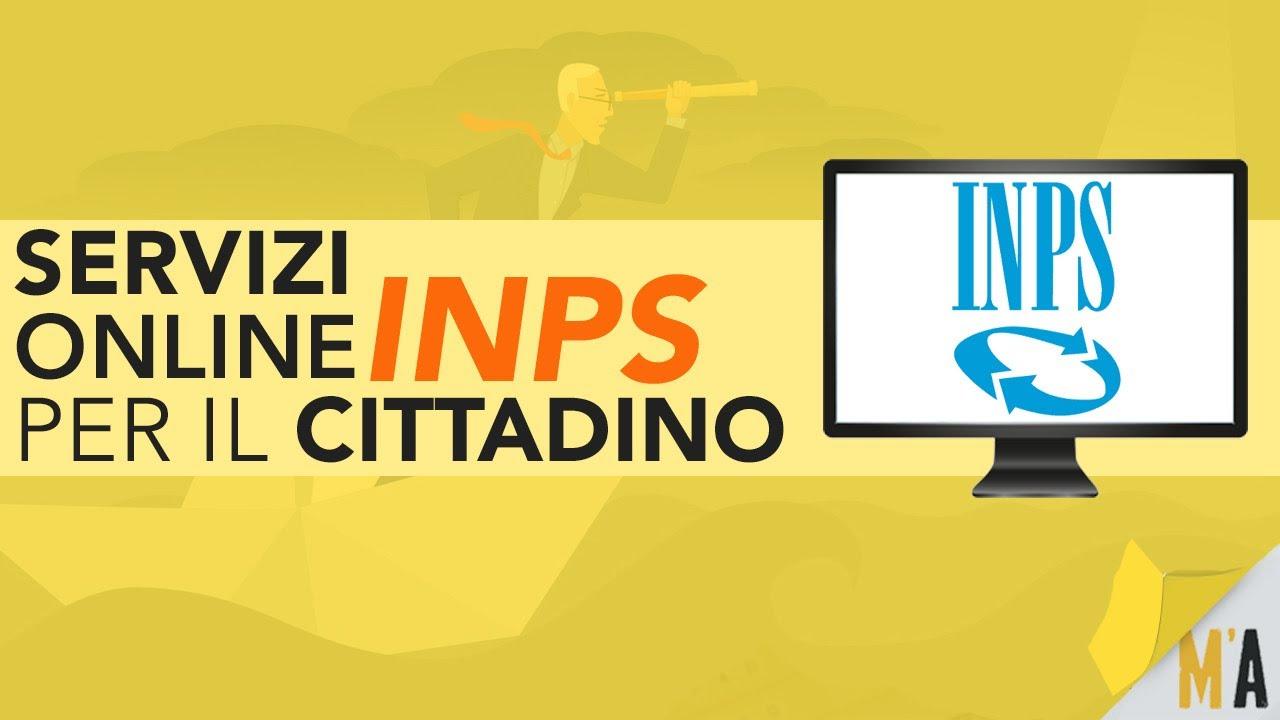 servizi online inps per il cittadino richiesta pin online