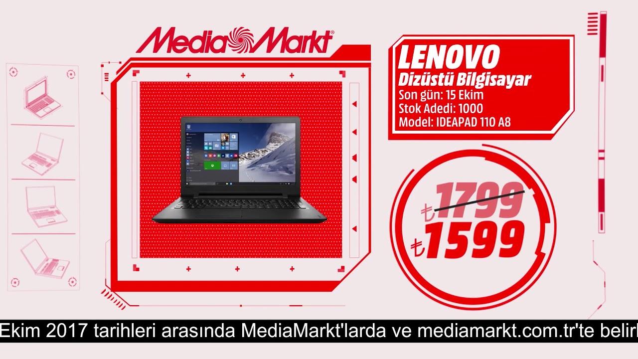 lenovo ideapad notebook media markt ta sadece 1599 tl media markt youtube