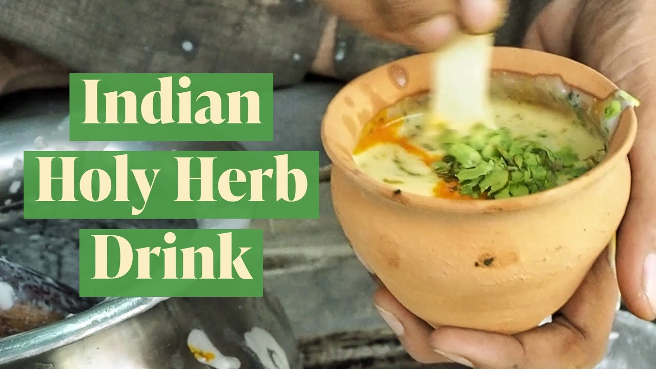 How to Get High in India... Legally 🌿