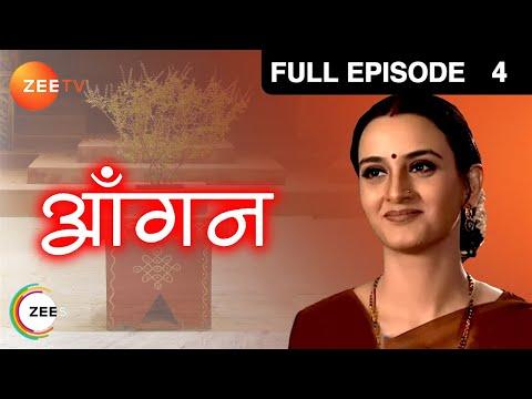 Aangan   Hindi Serial   Full Episode - 4   Neena Gupta, Priya Tendulkar, Farah Naaz   Zee TV Show