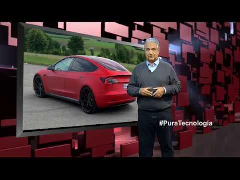 Pura Tecnología | Tesla 3