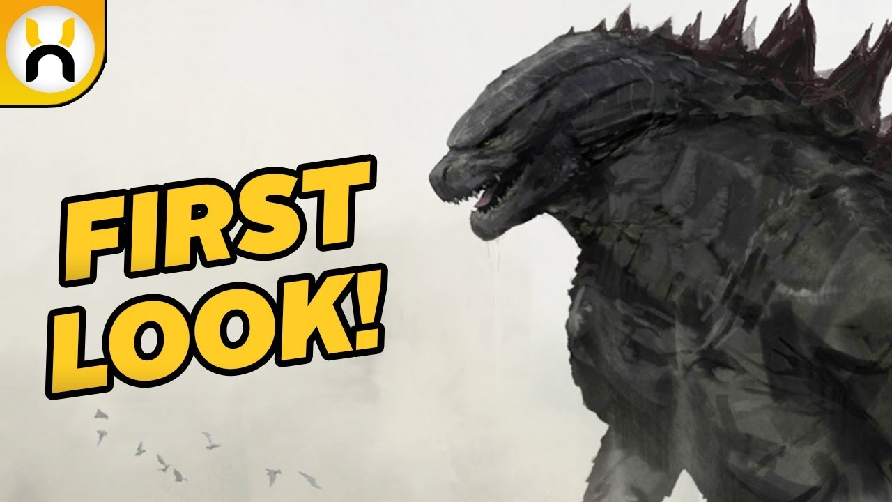 Godzilla: King of the Monsters New Design REVEALED