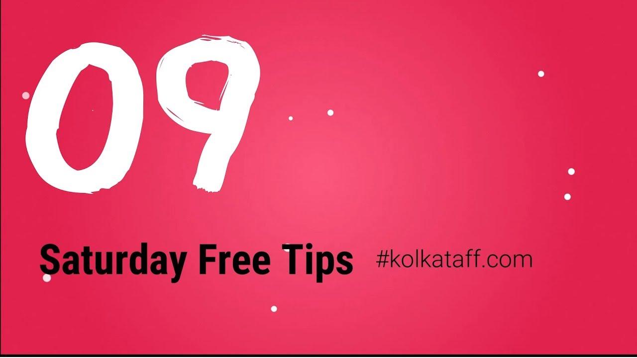 Saturday free tips kolkatafatatat 09/02/2019 kolkataff com