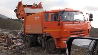 В Судаке власти делают деньги на мусоре,приближая этим экологическую катастрофу !