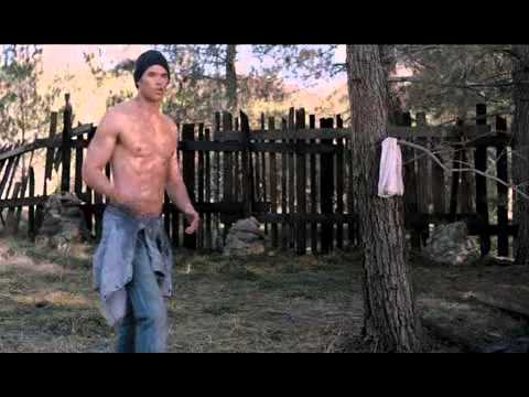 Kellan Lutz Shirtless
