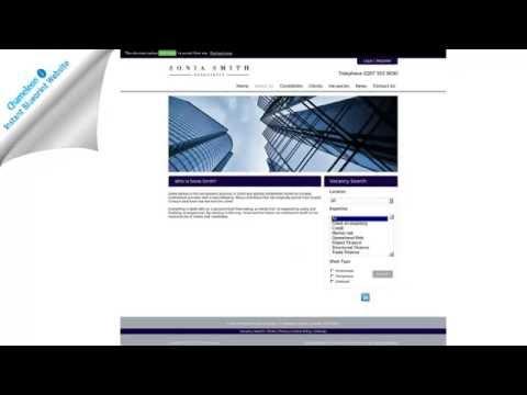 Blueprint self build website solution by chameleon i recruitment blueprint self build website solution by chameleon i recruitment software malvernweather Images