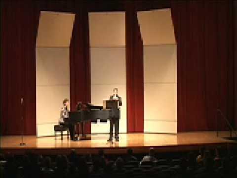 Kevin Peterson - Piccolo Trumpet Solo 2009