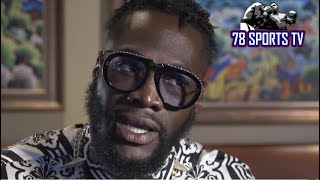 EXCLUSIVE!!! DEONTAY WILDER on facing Luis Ortiz Again: Not Worried About Year Of The Upset Talks