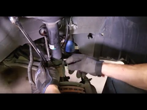 How to Replace Shocks and Struts in a Acura MDX – 2003-2006