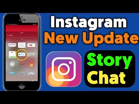 How To Use JOIN CHAT Feature On Instagram | Instagram Join Chat Sticker | Instagram Join Chat 2019