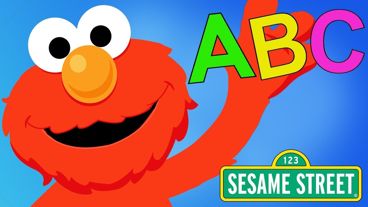 Sesame Street Muppet Elmo ABC Kids Game