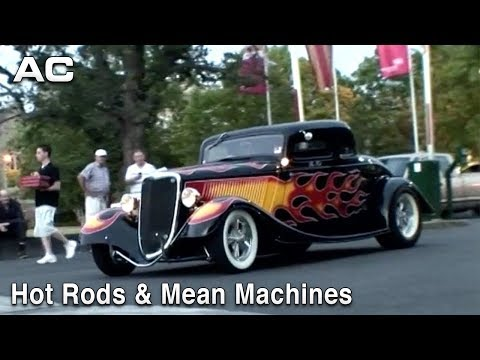 Hot Rods & Mean Machines | Full Documentary