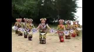 Orang Ulu Dance - Kenyah Lenggang kangkung