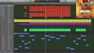 Hip-Hop Logic Pro X Template In Japan