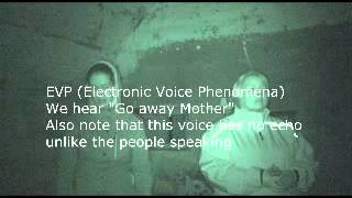 Fort Horsted real E.V.P. ghost voice