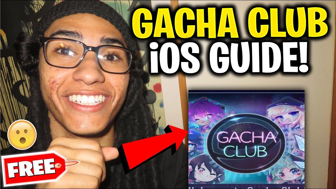 GACHA CLUB OUT NOW ON IOS ! - How To Get & Play Gacha Club on iOS