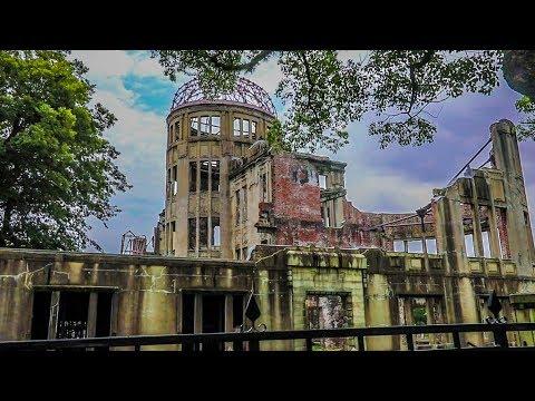 EXPLORING HIROSHIMA & ATOMIC DOME (Very Sad)