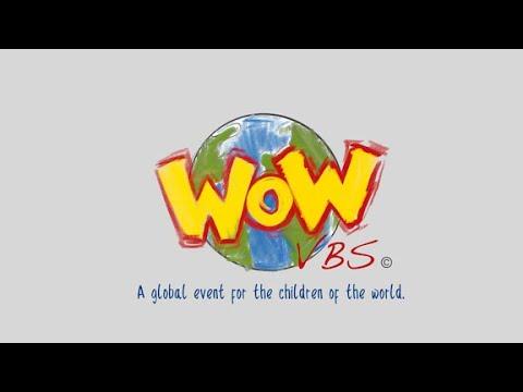 WOW VBS Invite