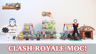 LEGO Clash Royale MOC! (Part 1)