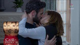 Caer en Tentación Raquel le pide a Santiago que confie en Ella
