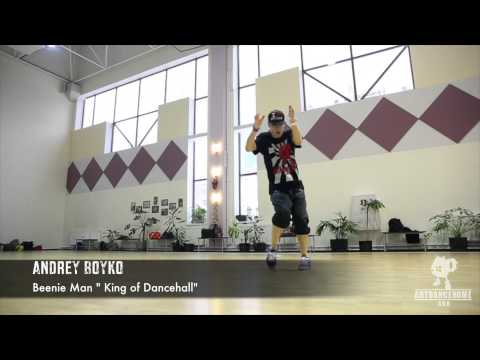 BEENIE MAN  KING OF DANCEHALL DANCEHALL CHOREOGRAPHY  ANDREY BOYKO SPECIAL FOR ADH WINTER 2013!