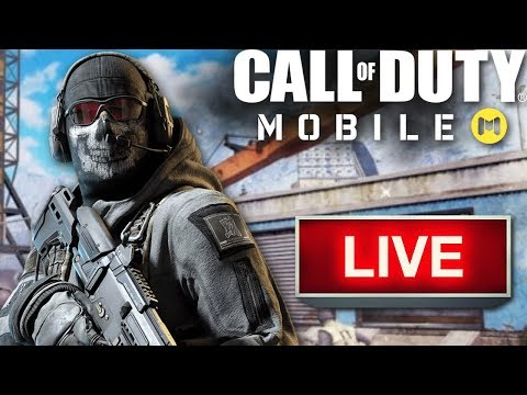 CALL OF DUTY MOBILE BATTLE ROYALE GAMEPLAY | Call Of Duty Mobile Live