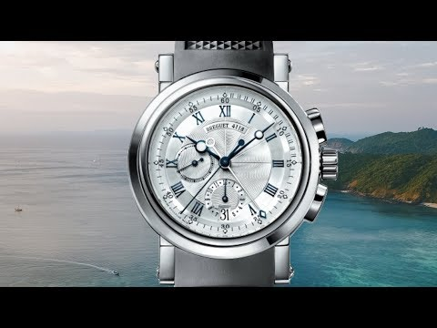 Review: Breguet Marine Chronograph Reference 5827