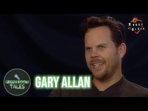 Gary Allan | Green Room Tales