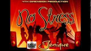 Jenique   No Stress (Vincy Mas 2014)