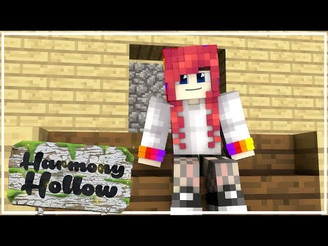 DECORATING MY HOUSE! // Harmony Hollow S3 Modded SMP // EP6