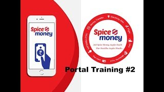 Spice Money Portal Training Part 2 | Move To Bank Charge | How To Add Bank Account