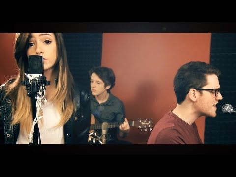 "Thumbnail: ""Catch My Breath"" - Kelly Clarkson - Official Cover Video (Alex Goot & Against The Current)"