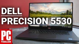 Dell Precision 5530 Review