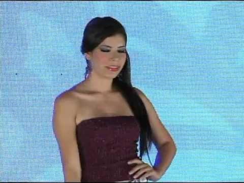 Presentación Oficial - Parte 4 - Candidatas a Miss Nicaragua