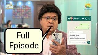 Download Taarak Mehta Ka Ooltah Chasmah - Ep 2975 - Taarak's Boss ! Full Episode