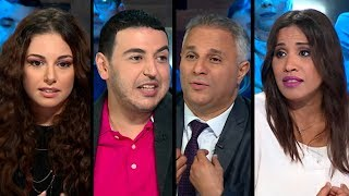 الجزائرية شو : سمير تومي - سارة برتيمة - منال جعفر - الشيف رشيد تاحانوت