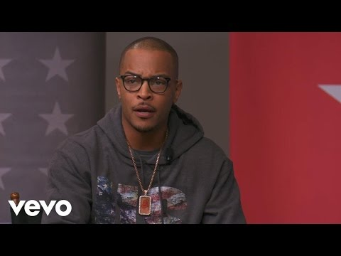 T.I. - Why I Vote Live: Mass Incarceration, Drug Laws, Voting Rights