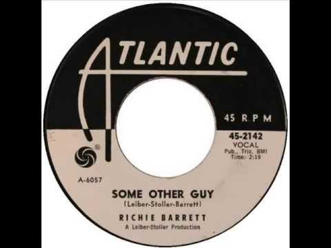Richie Barrett - Some Other Guy (1962)