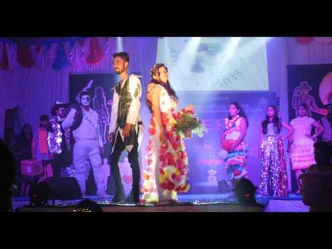Fashion Show on SWATCH BHARATH   BLDE UNIVERSITY   shot on GH4