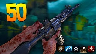 """NUEKTOWN ZOMBIES"" ROUND 50 CHALLENGE! ✔️  (Call Of Duty Black Ops 2 Zombies)"