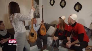 Fol Shqip Show - Vizite ne shtepine e Isak Karaxhes 11.03.2017