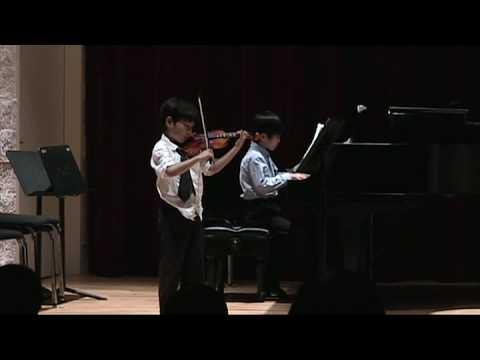 K&O, Sonata, Op 15 III Allegro assai by Ferdinand Kuchler