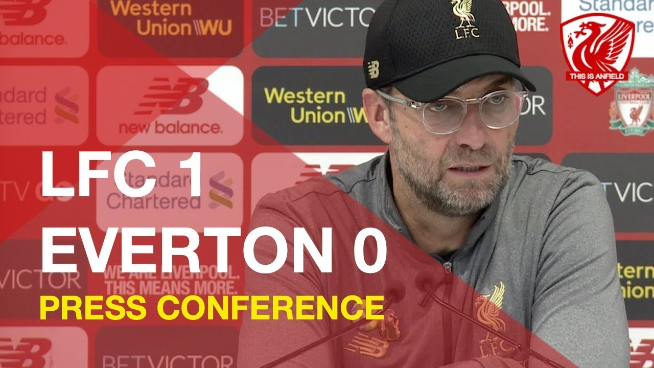 liverpool-1-0-everton-jurgen-klopp-press-conference