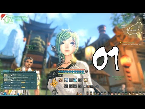 ★ Trải Nghiệm Game: Blade & Soul [Part 1] [Closed Beta]