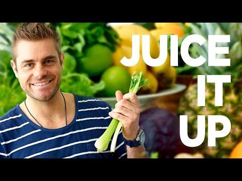 Juice It Up, 10 dages online inspirationsforløb om plantebaseret kost